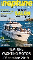Neptune yachting Motor, décembre 2019