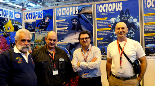 Le stand Octopus