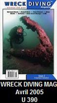 Wreck Diving Magazine, Avril 2005